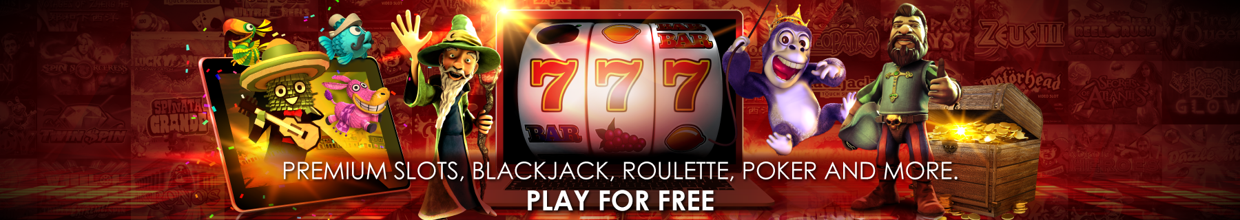 Largest Selection of Free Play Desktop Casino Games in New Jersey