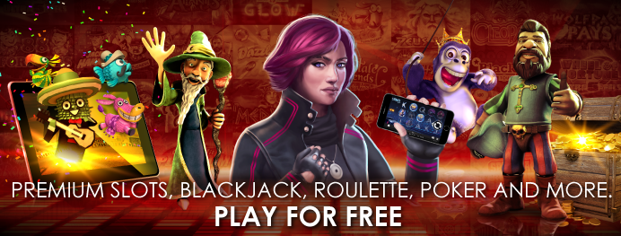 Largest Selection of Free Play Mobile Casino Games in New Jersey